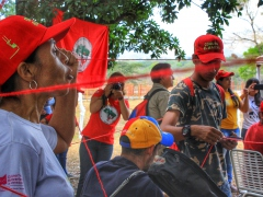 Anniversary of El Maizal Commune: Building networks